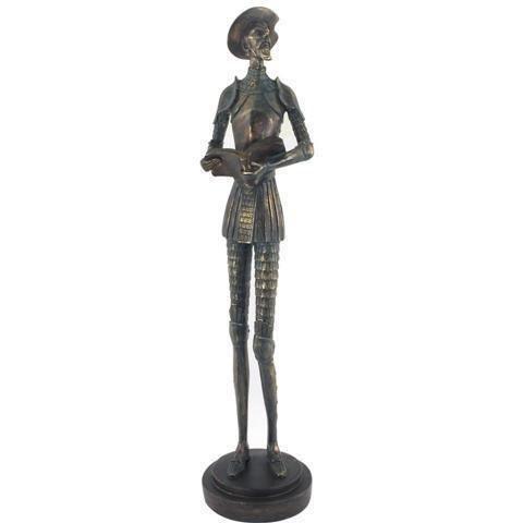 Figurine Don Quichotte 51 cm - Achat / Vente statue - statuette ...
