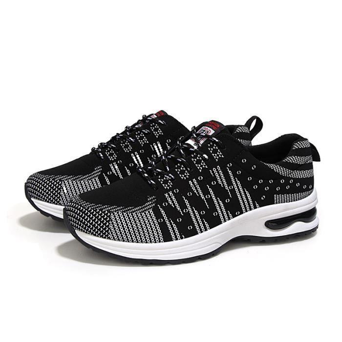 Kanye Coconut hommes chaussures version coréenne de chaussures casual automne mouche tissés espadrilles hommes chaussures de cour... 0fZWvrVGX