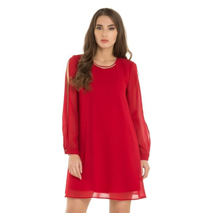Womens Straight Dress X8S6K Taille-40