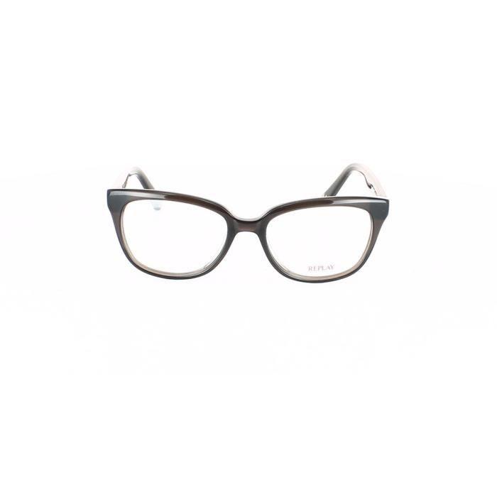 a84efca1ab Lunette de vue Replay RY003 - 01 - Marron - Achat / Vente lunettes ...
