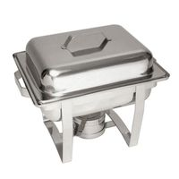 CHAUFFE-PLAT ELECTRIQUE Chafing Dish empilable GN - Format GN1/2