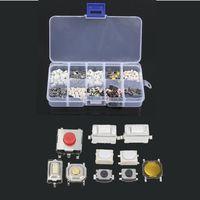 INTERRUPTEUR 250X Micro Interrupteur Bouton-poussoir Tactile Sw