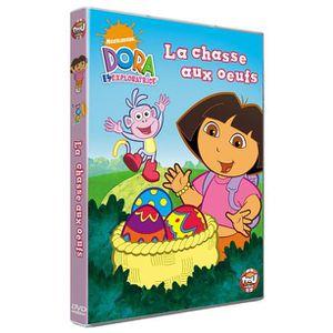 DVD DESSIN ANIMÉ DVD Dora l'exploratrice, vol 3 : la chasse aux...