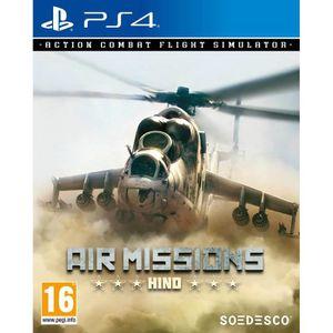JEU PS4 Air Mission Hind Jeu PS4