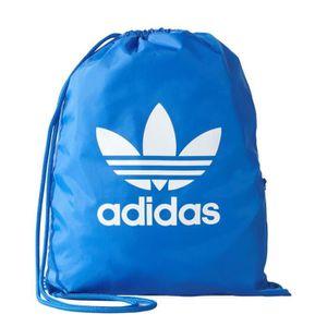SAC DE SPORT Sàc De Sport Gymsack adidas Gymsack Trefoil bleu- f55fff5d23b