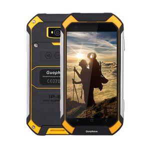 Téléphone portable Téléphone mobile extérieur imperméable rocailleux
