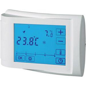 THERMOSTAT D'AMBIANCE Thermostat avec écran tactile