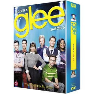 DVD FILM Glee - L'intégrale de la Saison 6 [Import Belge] [