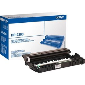 TONER 1 Cartouche Tambour remplace Brother DR-2300 Compa