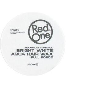 CIRE - GEL COIFFANT REDONE CIRE WAX BIRGHT WHITE AQUA HAIR WAX FULL FO