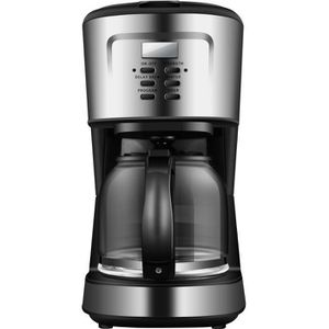 CAFETIÈRE FAGOR FG784 Cafetière filtre programmable - Noir e