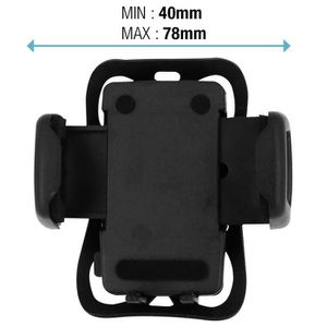 FIXATION - SUPPORT Support smartphone Vélo/Moto HR-imotion - Support