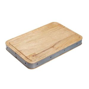 PLANCHE A DÉCOUPER Kitchen Craft INDBBOARDREC Planche à Découper Méta