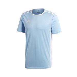 new product 0310e f8c79 MAILLOT DE FOOTBALL Maillot Entraînement adidas Entrada Bleu