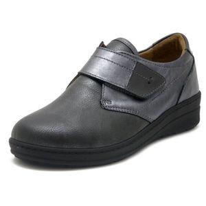 derby derby chaussures dhiver femme cuir gris cinzia