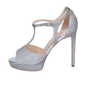 SANDALE - NU-PIEDS BIBI LOU Chaussures Femme Sandale  Argenté BT766