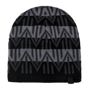04f0133668c3 CASQUETTE Bonnet de chapeau de crâne doublé en molleton rayé