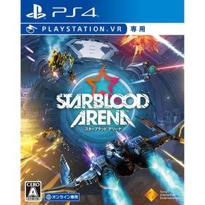 JEU PS4 tarblood Arena VR GAME SONY PS4 PLAYSTATION 4 Impo