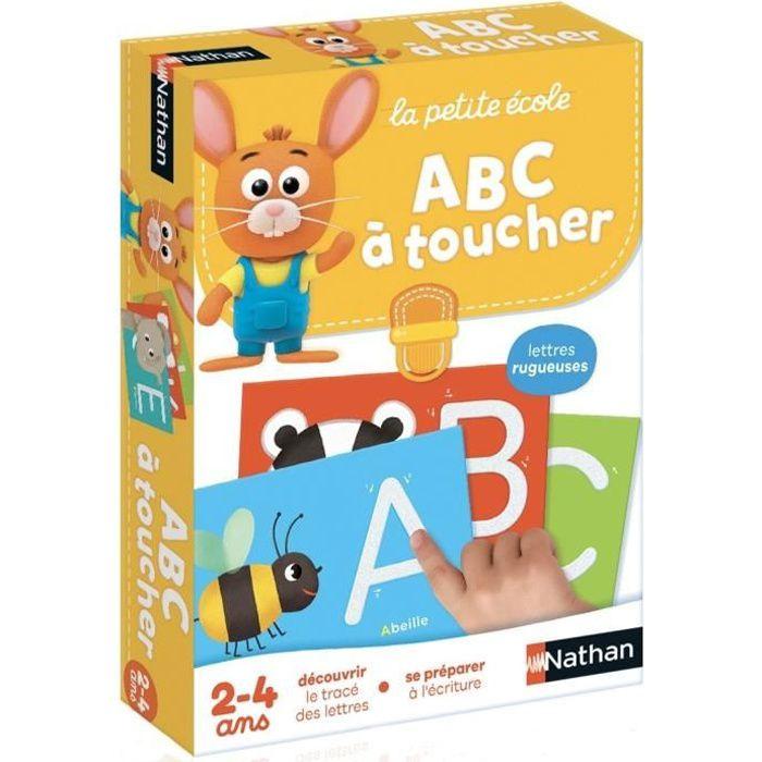 NATHAN La Petite Ecole - ABC à Toucher