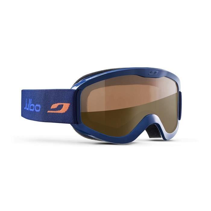 JULBO Masque de Ski Proton Bleu et Orange - Prix pas cher - Cdiscount db0a658caa7e