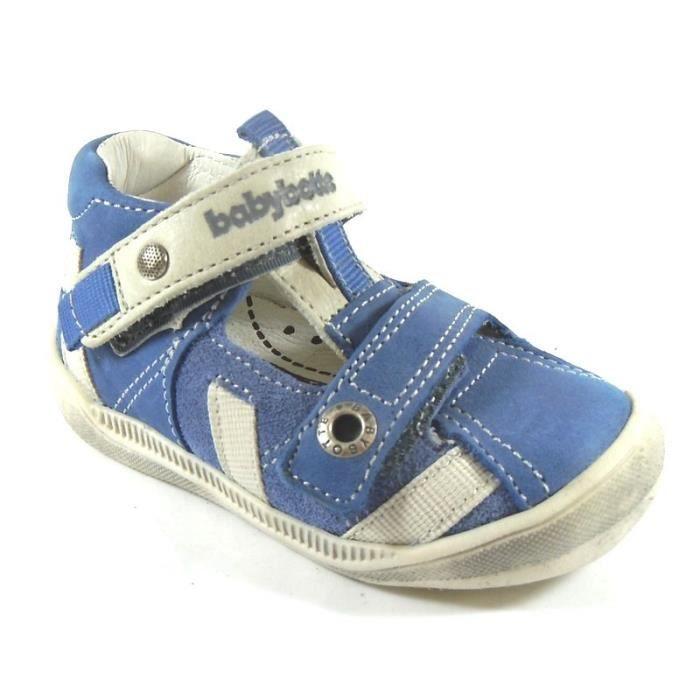 Babybotte Babies Garçon Bleu à Scratch (20 - Médium - bleu)