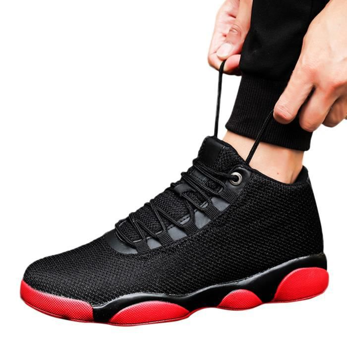 Plates Loisirs Sneaker Hommes Respirante Chaussures Antidérapante Net Course Multicolore Basketball Surface n4wq7FSwY