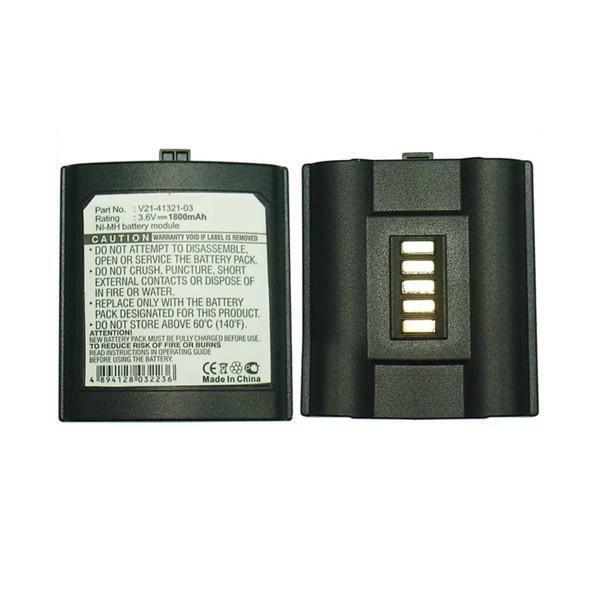 LECTEUR DE CODE-BARRES  Batterie lecteur codes barres 3.6V 1800mAh - 21413