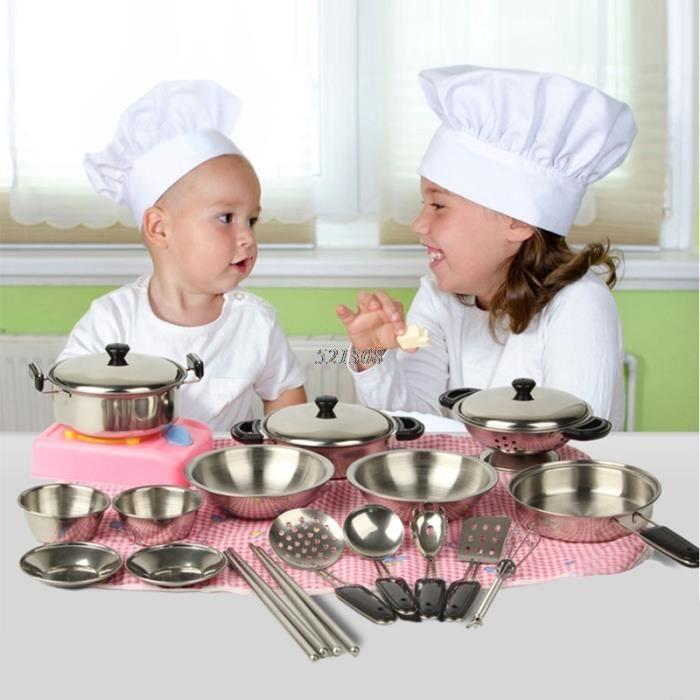 ustensiles de cuisine enfant achat vente jeux et jouets pas chers. Black Bedroom Furniture Sets. Home Design Ideas