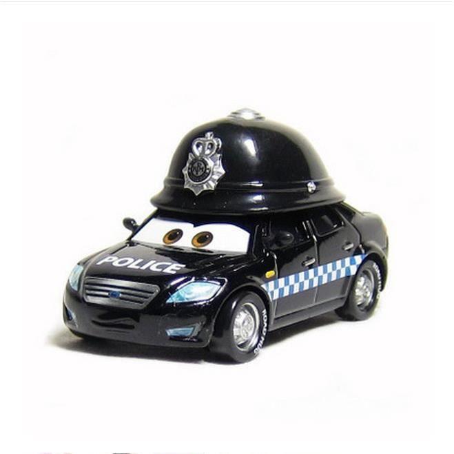 Enfant Voiture Royal Cadeau De En Police Volibearamp;1pcs Car Cars Camion Course Toy Jouet hQstCxBord