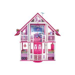 maison de poupee avec ascenseur achat vente jeux et jouets pas chers. Black Bedroom Furniture Sets. Home Design Ideas