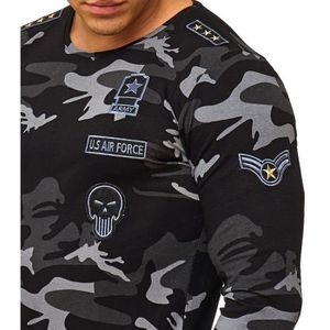... PULL Pull camouflage militaire homme Pull 1056 noir. ‹›