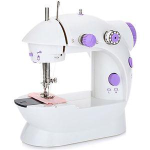 MACHINE À COUDRE Mini Machine à coudre électrique Garment ménage