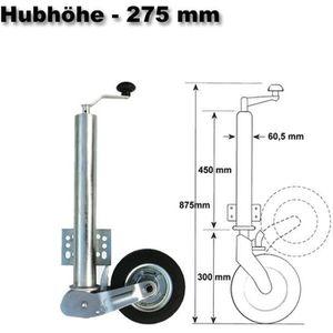 ROUE DE JOCKEY 453kg Automatique Roue Jockey de Remorque - 30117