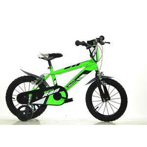 VÉLO ENFANT Velò Enfant Dino Bikes R88 16 Pouces avec Stabilis