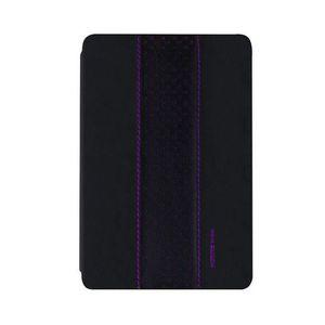 HOUSSE - ÉTUI Housse Etui iPad Air HOMME simili cuir violet