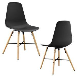 table et chaise retro achat vente pas cher. Black Bedroom Furniture Sets. Home Design Ideas