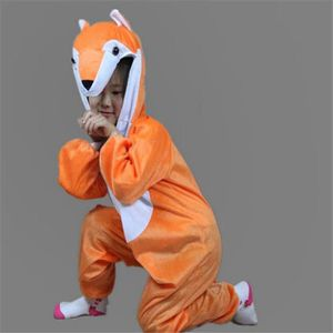 DÉGUISEMENT - PANOPLIE Enfants renard animal Costume Halloween
