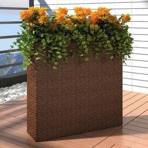 Bac A Fleurs Rectangulaire Achat Vente Bac A Fleurs