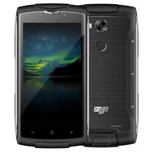 Téléphone portable ZOJI Z7 IP68 étanche 4G Smartphone 5.0 pouces Andr