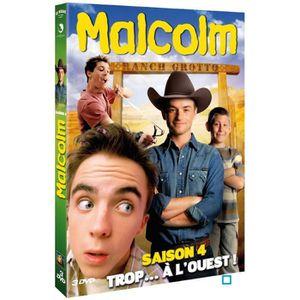 DVD FILM MALCOLM SAISON 4 - Coffret 3 DVD