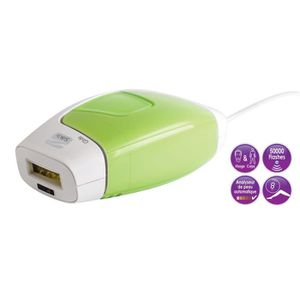LUMIERE PULSEE - LASER SILK'N Ipl Gl1p1g001 Epilateur Electrolyse