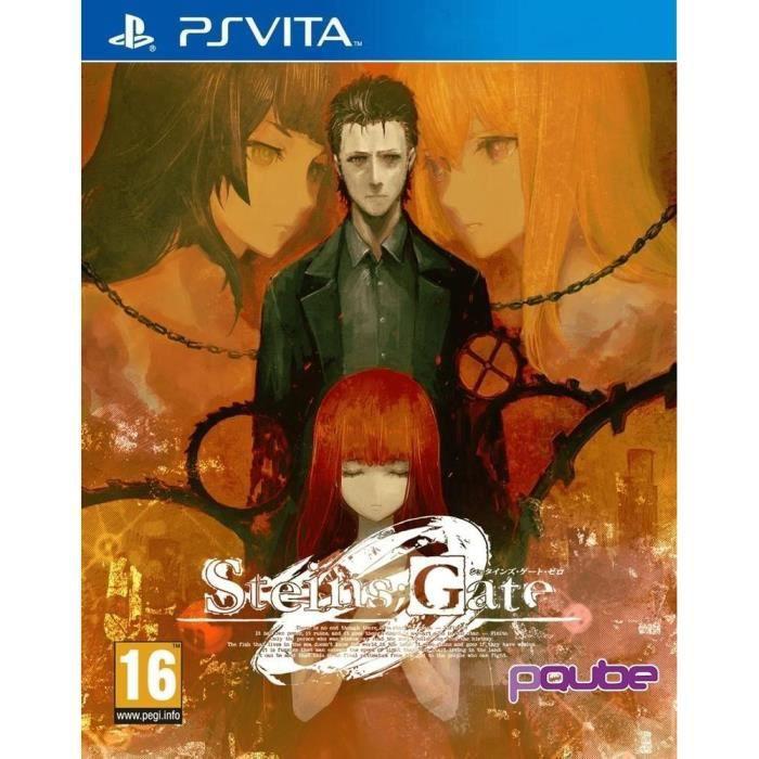 Steins Gate 0 Jeu PS Vita