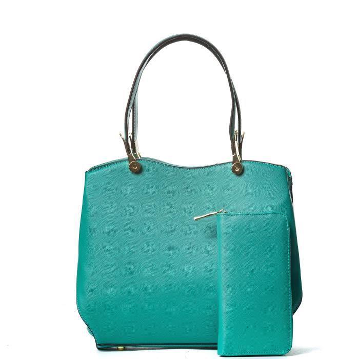 Mode Pu Sacs à bandoulière en cuir Top-poignée sac à main sac fourre-tout style sac à main design TSZFX