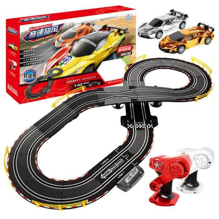 Circuit A Manivelle Circuit De Controle A Distance Piste De Course