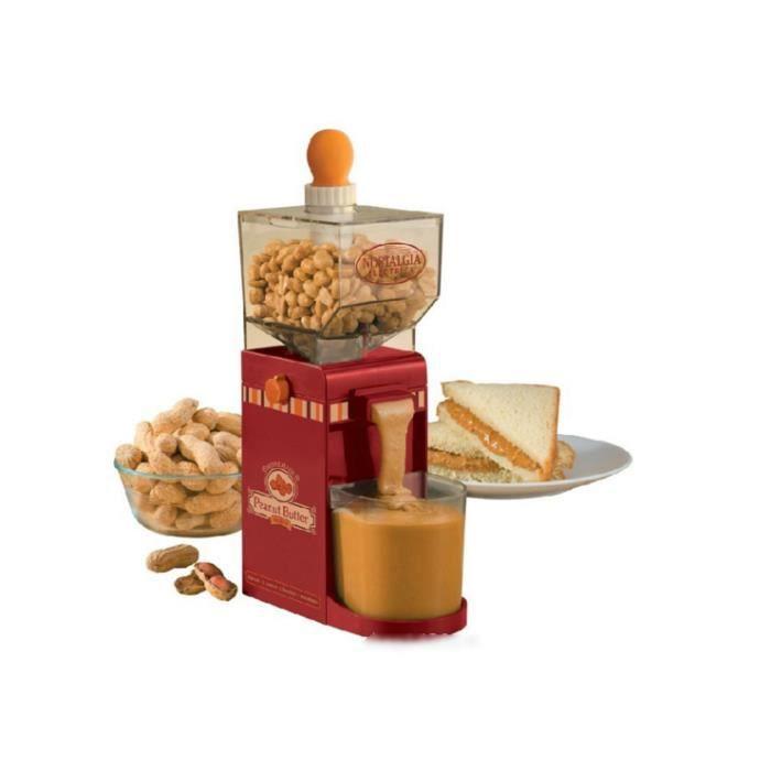 électrique à TV cuisine Nostacs beurre de vente machine fournitures repasser d'arachide de w40pqXx4