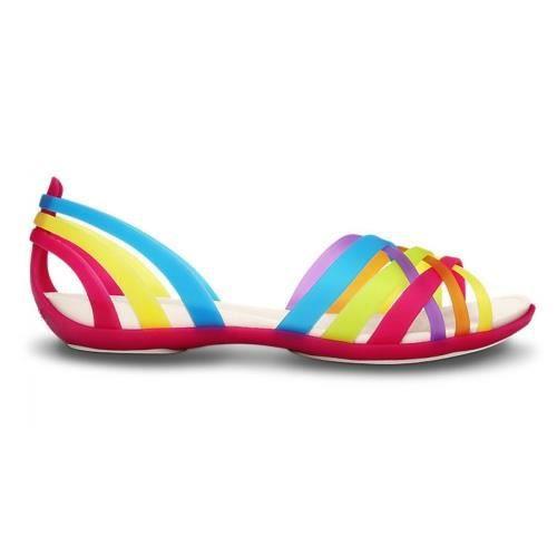 Huarache Flat Sandale Multicolore Multicolore - Achat   Vente tong ... 874d185a8c0