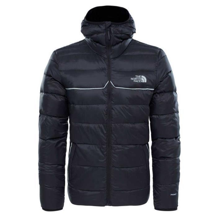 a304fa8aee Vêtements homme Doudounes The North Face West Peak Down Noir Noir ...