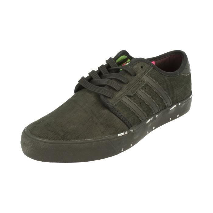 Adidas Seeley X Ari Marcopoulos Hommes Trainers Sneakers