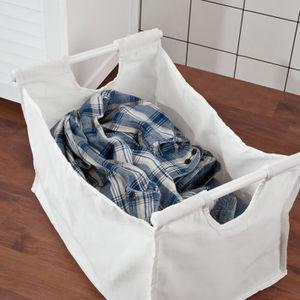 coffre a linge salle de bain achat vente pas cher. Black Bedroom Furniture Sets. Home Design Ideas