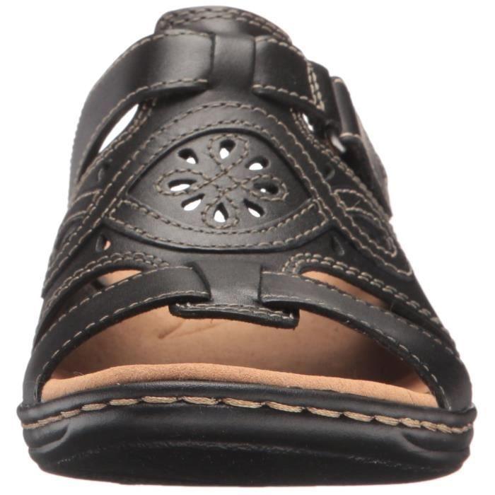 Leisa slide Clarks Higley sandale JTI4E femmes 2 1 37 dFtrqt1w